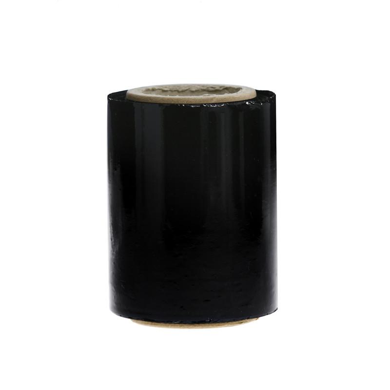 Stretch wrap 0,10/150 black