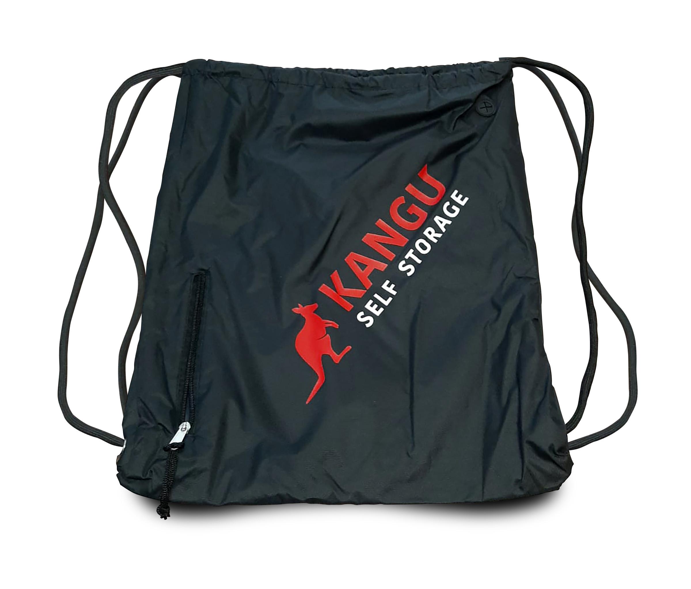 Kangu's backpack