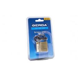 Brass Padlock Gerda